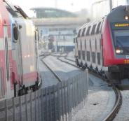ربط مستوطنات الضفة الغربية بخط للسكك الحديدية