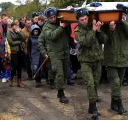 مقتل جنرال روسي في دير الزور