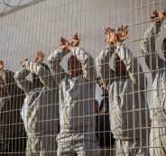الاسرى الفلسطينيين في السجون الاسرائيلية