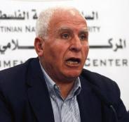 الاحمد والقيادة الفلسطينية