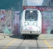 تركيا والقطار الكهربائي