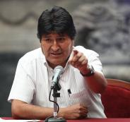 اعتقال رئيس بوليفيا السابق