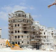 تكاليف البناء في فلسطين
