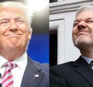 ترامب واعتقال مؤسس ويكليكس