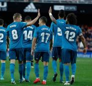 حارس ريال مدريد الشاب وبلد الوليد