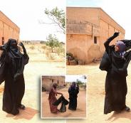 الشرطة العراقية تحظر ارتداء النقاب في المناطق المحررة من الموصل