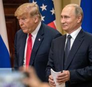 ترامب روسيا لا تستهدف أميركا