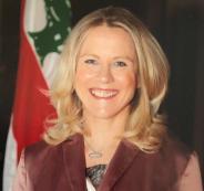 السفيرة اللبنانية في الاردن