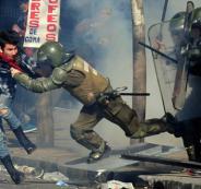 احتجاجات في تشيلي