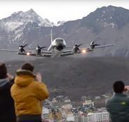 الحكم بالسجن المؤبد على طياريين ارجنتينيين قتلوا 12 شخصاً بإلقائهم من الطائرة!