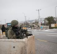 اعتقال ضابط واربعة من الجنود الاسرائيليين
