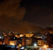 قصف اسرائيلي يستهدف سوريا