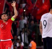 فرنسا وتركيا في كأس امم اوروبا