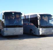 اطلاق النار على حافلة سياحية في الاردن