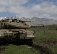 الجولان منطقة عسكرية مغلقة