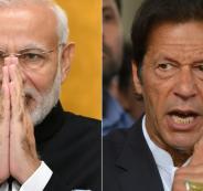 رئيس الوزراء الهندي والباكستاني