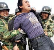 الصين ومسلمي  الأويغور