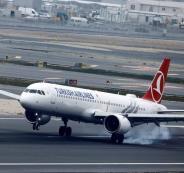 لبنان يمنع هبوط طائرة تركية