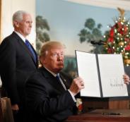 أمريكا تعلن رسمياً نقل السفارة إلى القدس بالتزامن مع ذكرى النكبة