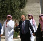 الرجوب والمنتخب السعودي