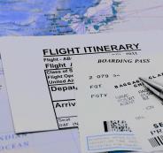 الدعوة لاستخدام الكود الفلسطيني على تذاكر الطيران