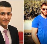 عمر صالح البرغوثي واشرف نعالوة