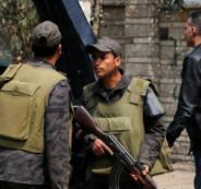 الأمن المصري يقتل 7 أشخاص من منفذي هجوم