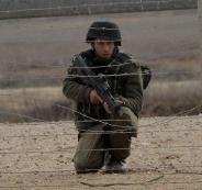 اصابة شاب بمواجهات في غزة