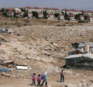 هدم الخان الاحمر في القدس