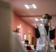 فيروس كورونا والصحة العالمية