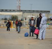 اسرائيل والعمال الفلسطينيين وفيروس كورونا