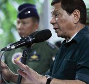 الرئيس الفلبيني واغتصاب النساء