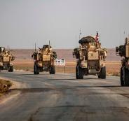 الانسحاب الامريكي من سوريا