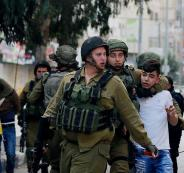 2017_12-22-Israeli-security-forces-arrest-a-Palestinianyouth