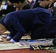 أردوغان يفقد الوعي خلال صلاة العيد بأحد مساجد تركيا
