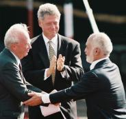 اسرائيل والاردن واتفاقية السلام