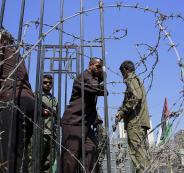 اضراب الاسرى في سجون الاحتلال