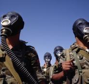 السلاح الكيماوي في سوريا