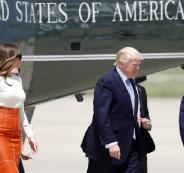 ترامب والشرق الأوسط