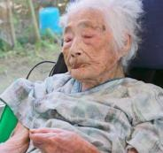 اليابان تعلن وفاة أكبر معمرة في العالم