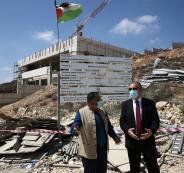 مطبعة وطنية في فلسطين
