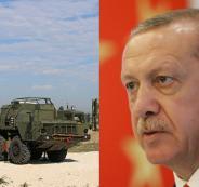 اردوغان وصواريخ اس 400