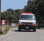 اصابة شاب برصاص الاحتلال غرب مدينة رام الله