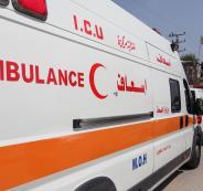 مصرع مواطنة في حادث سير جنوب الخليل