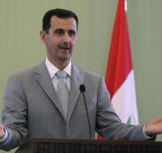 بشار الأسد والجيش الامريكي