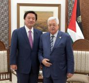 عباس واليابان