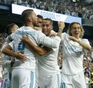 ريال مدريد وبرشلونة في كأس السوبر الاسباني