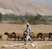 اسرائيل وضم الاغوار