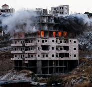 عمليات الهدم في القدس