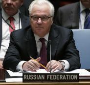 وفاة سفير روسيا في الامم المتحدة